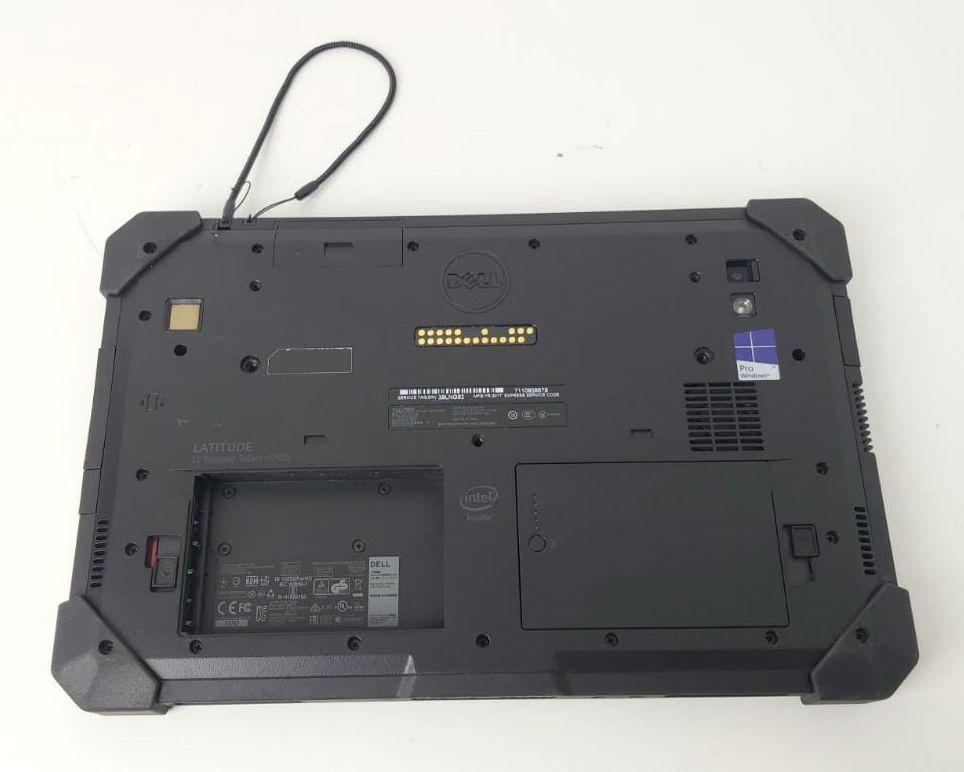 Tablet Dell Latitude Rugged 7202 11.6'' Intel Core M-5Y71 1.2GHz 8GB SSD-256GB