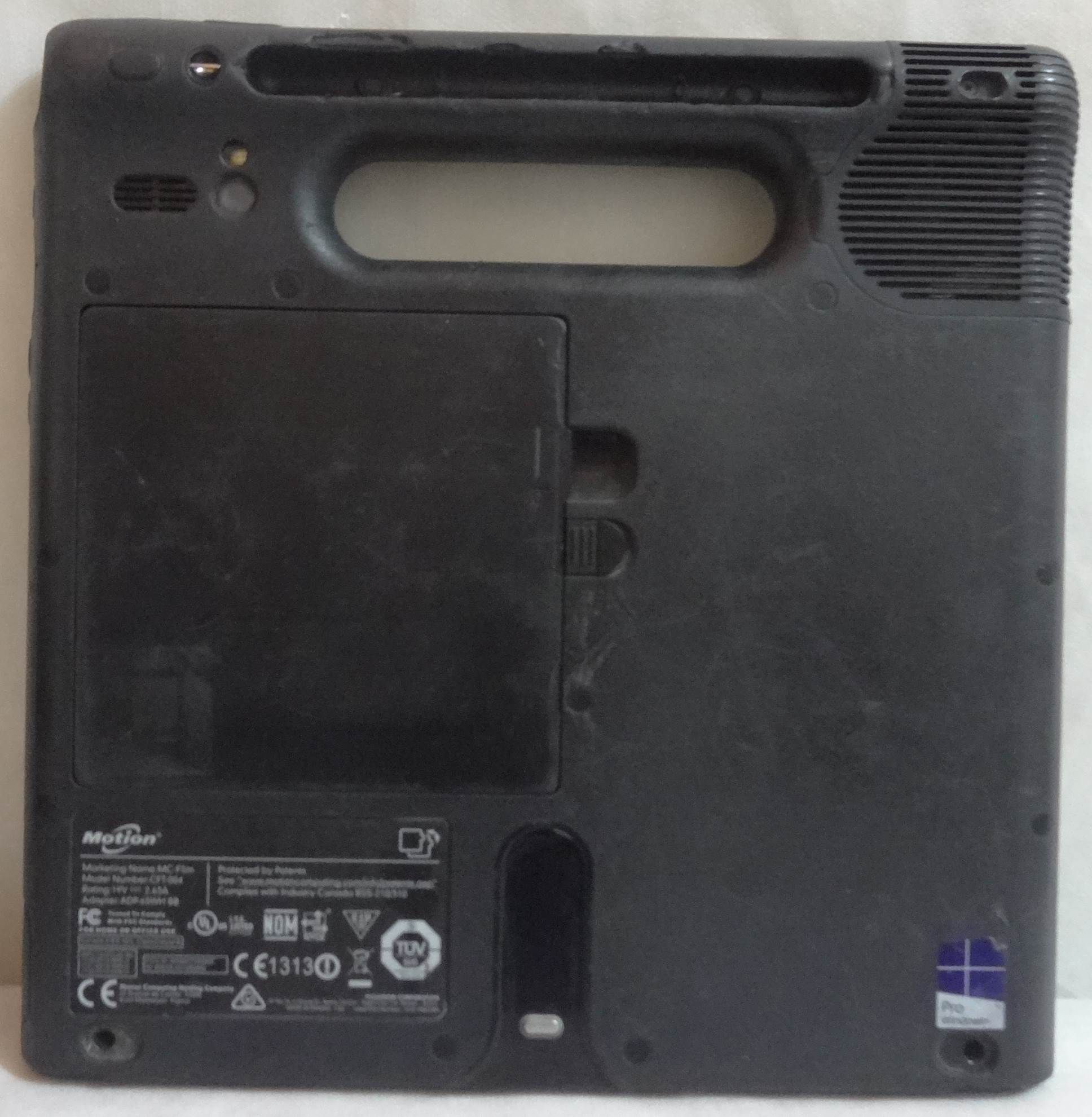 Tablet Motion Rugged mc-f5m 10.4