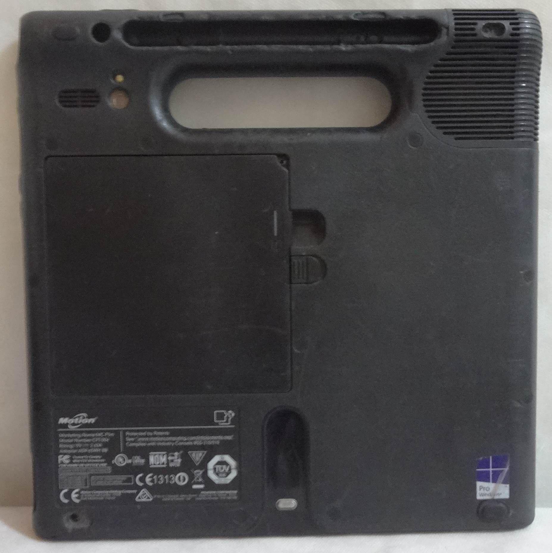 Tablet Motion Rugged mc-f5m 10.4