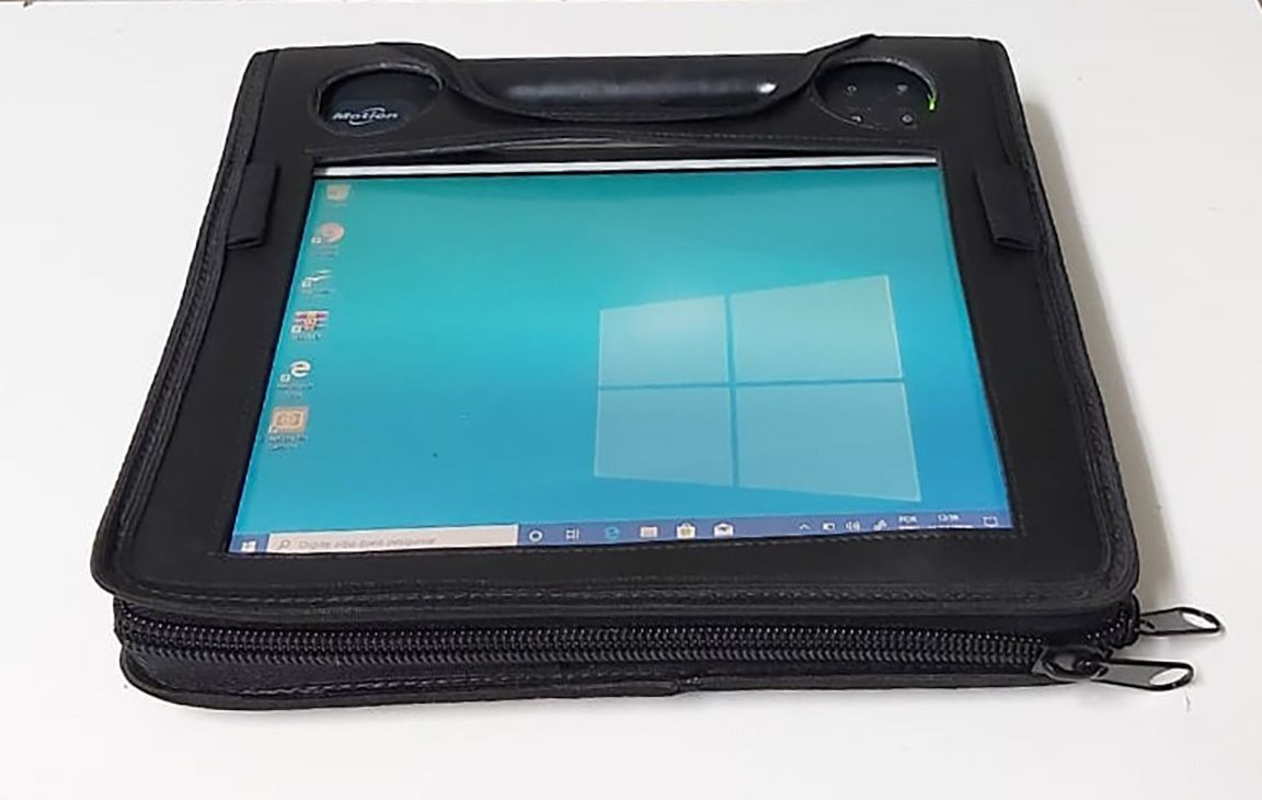 "Tablet Motion Rugged MC-F5M 10.4"" Intel Core i7 2.6GHz 8GB SSD-128GB"