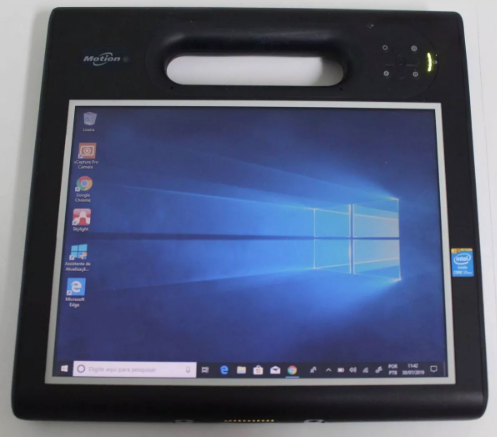 Tablet Motion Rugged Mc-f5m Core I7 2.6GHz 8GB SSD-128GB