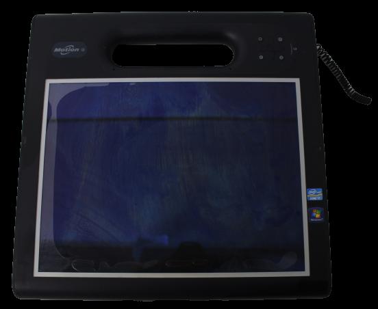"""TABLET MOTION RUGGED MC-F5T 10.4"""" INTEL CORE I7 2GHZ 8GB SSD-256GB - RFID - NÃO ENVIAMOS"""
