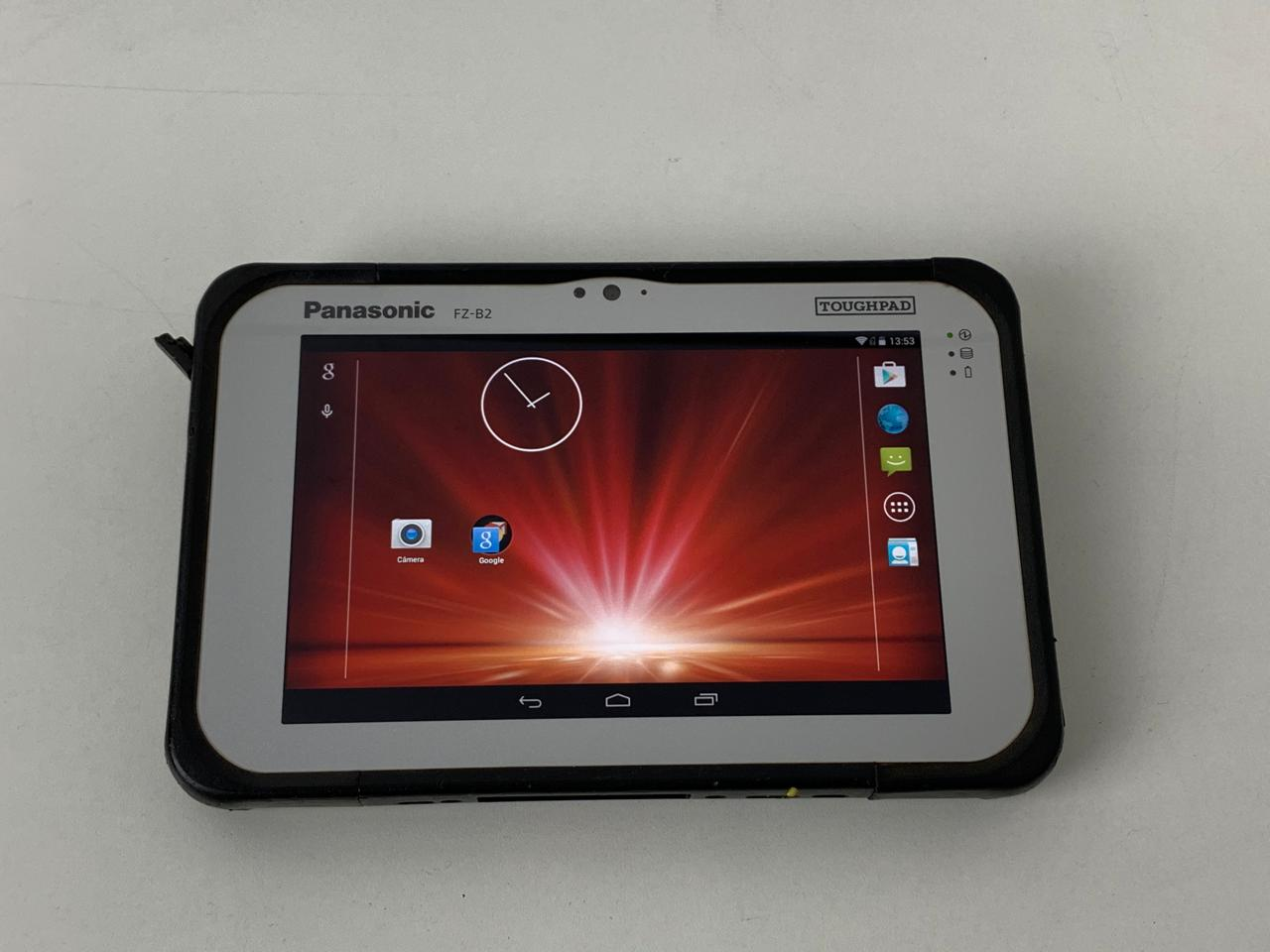 "Tablet Robusto Panasonic FZ-B2 7"" Intel QuadCore, 32GB, Wifi + 3G"