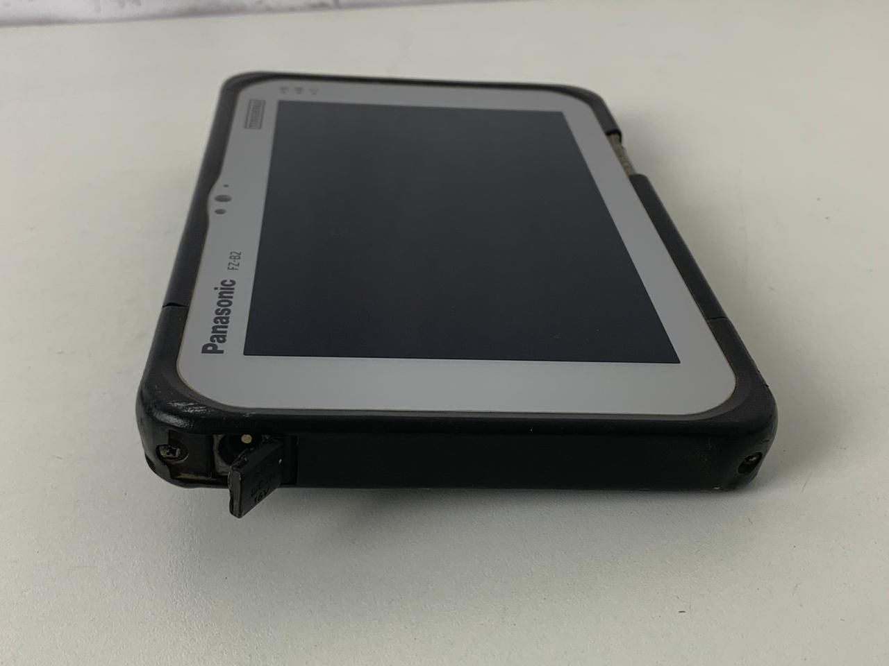 """Tablet Robusto Panasonic FZ-B2 7"""" Intel QuadCore, 32GB, Wifi + 3G (Não enviamos)"""