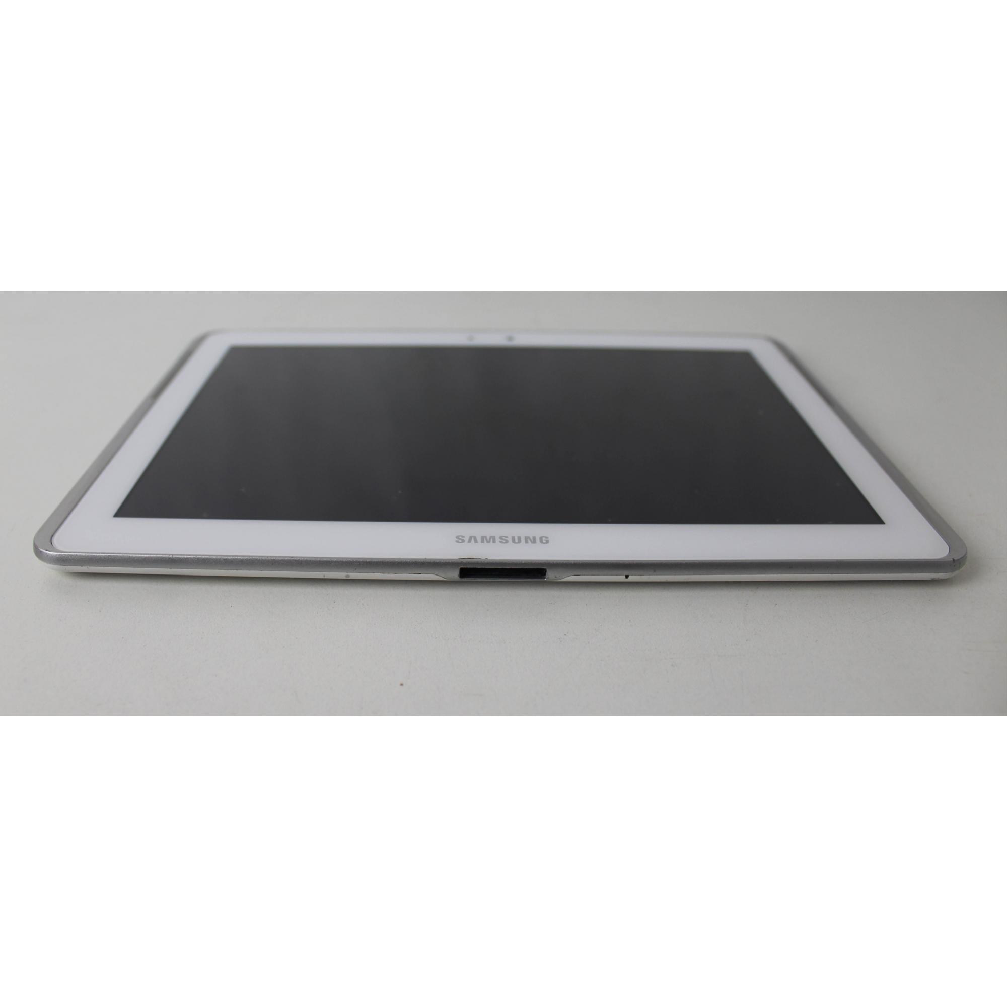 """TABLET SAMSUNG GALAXY TAB 2 GT-P5100 10.1"""" 16GB - WIFI + 3G (BRANCO)"""