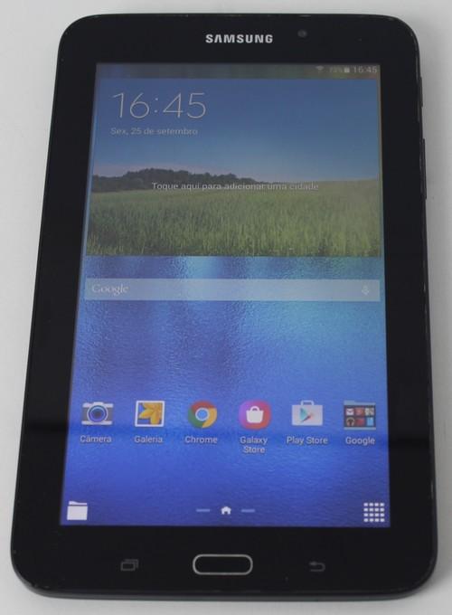 "Tablet Samsung Galaxy Tab E - SM T113NU 7"" 8GB + Wifi - Preto"