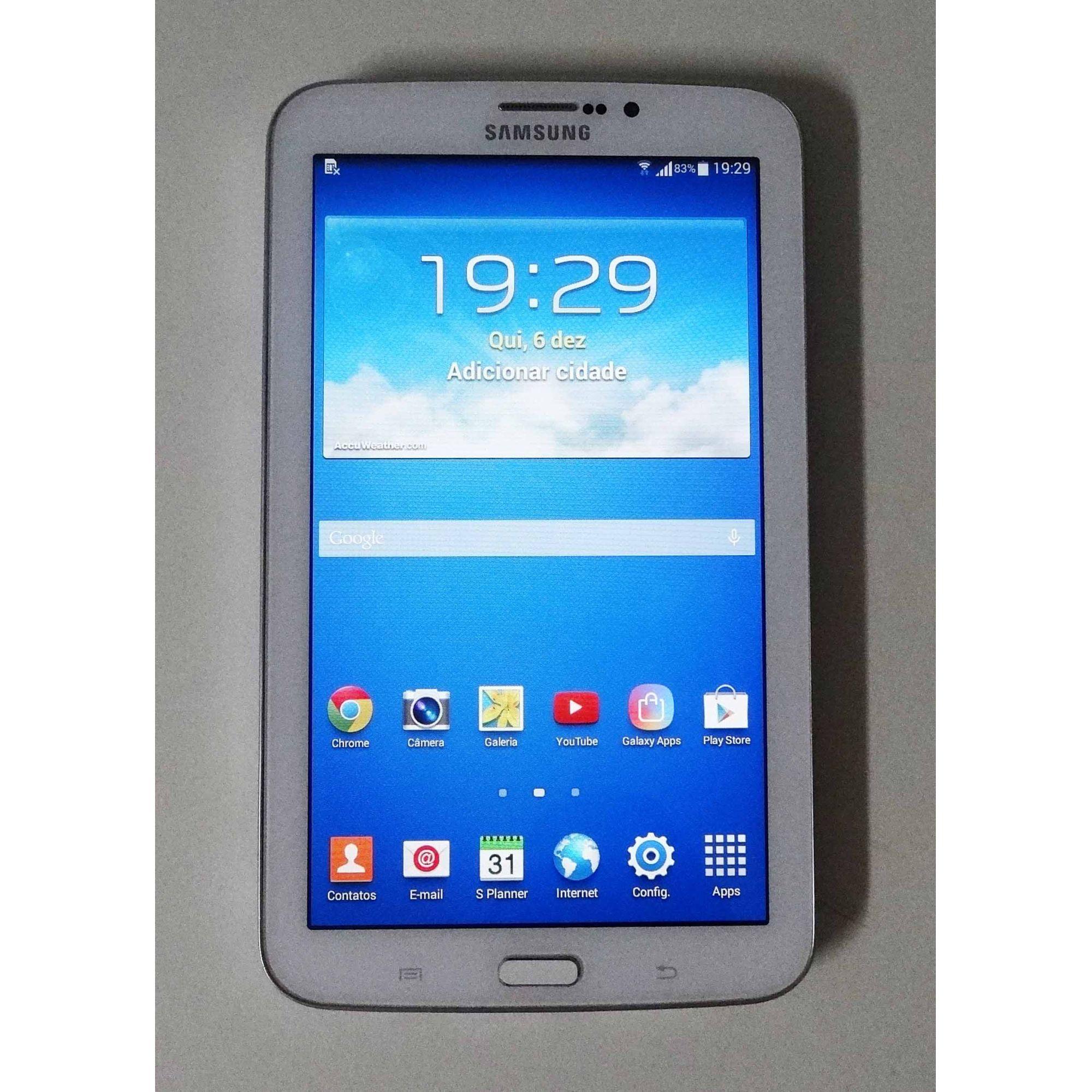 Tablet Samsung Galaxy Tab 3 SM-T211 7.0'' 3G/Wifi 8GB