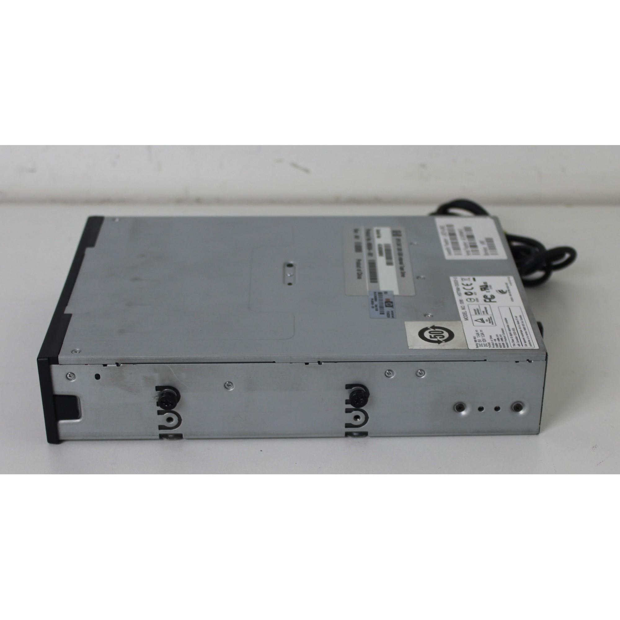 Unidade de Backup HP StorageWorks DAT320 USB Interna