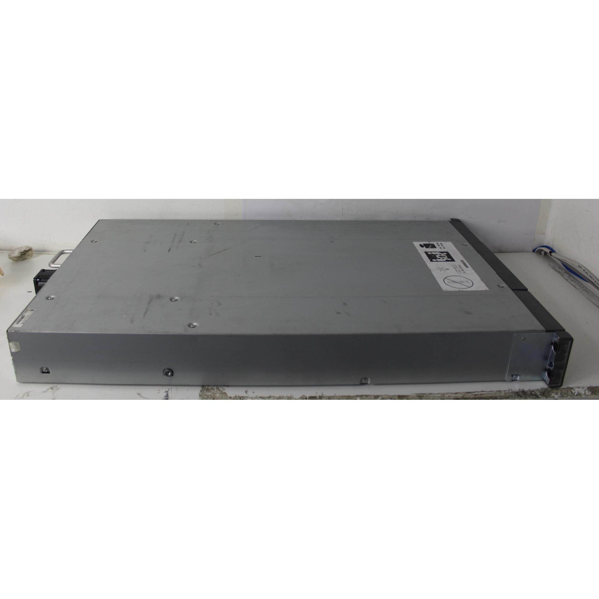 Unidade de Fita HP StorageWorks MSL2024 Drive 24 Fitas (Não Enviamos)