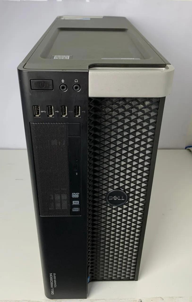 Work Computador Dell Precision Tower 5810 Intel Xeon Quad 3.5GHz Turbo 32GB HD-1TB + 4GB Dedicada