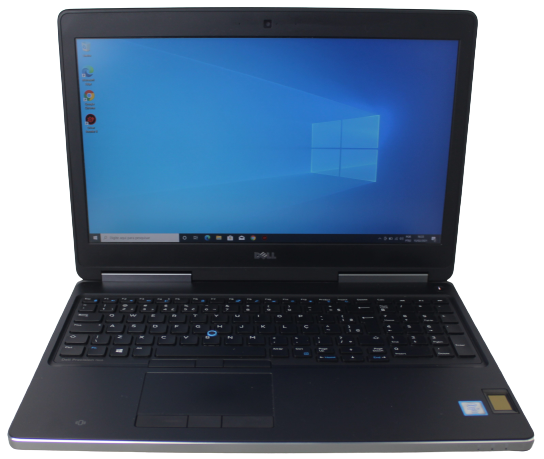 """Work Note Dell Precision 7510 - Estação de Trabalho - 15,6"""" Intel Core i7 2.7Ghz 32GB SSD-256GB + 4GB Dedicada + Alphanumérico"""