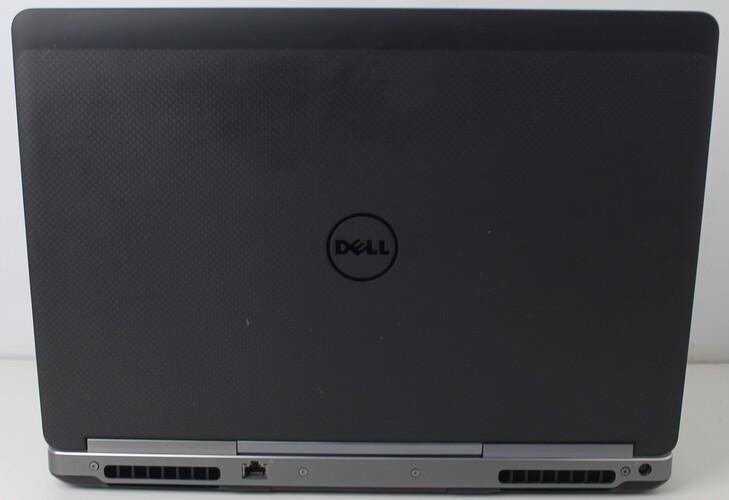 """Work Note Dell Precision 7510 - Estação de Trabalho - 15,6"""" Intel Core i7 2.7Ghz 8GB HD-1TB + 2GB Dedicada + Alphanumérico"""