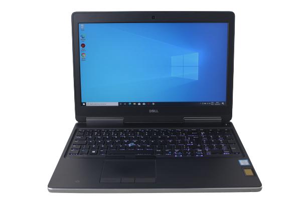 """Work Note Dell Precision 7510 - Estação de Trabalho - 15,6"""" Intel Core i7 2.7Ghz 8GB HD-1TB + 4GB Dedicada + Alphanumérico"""