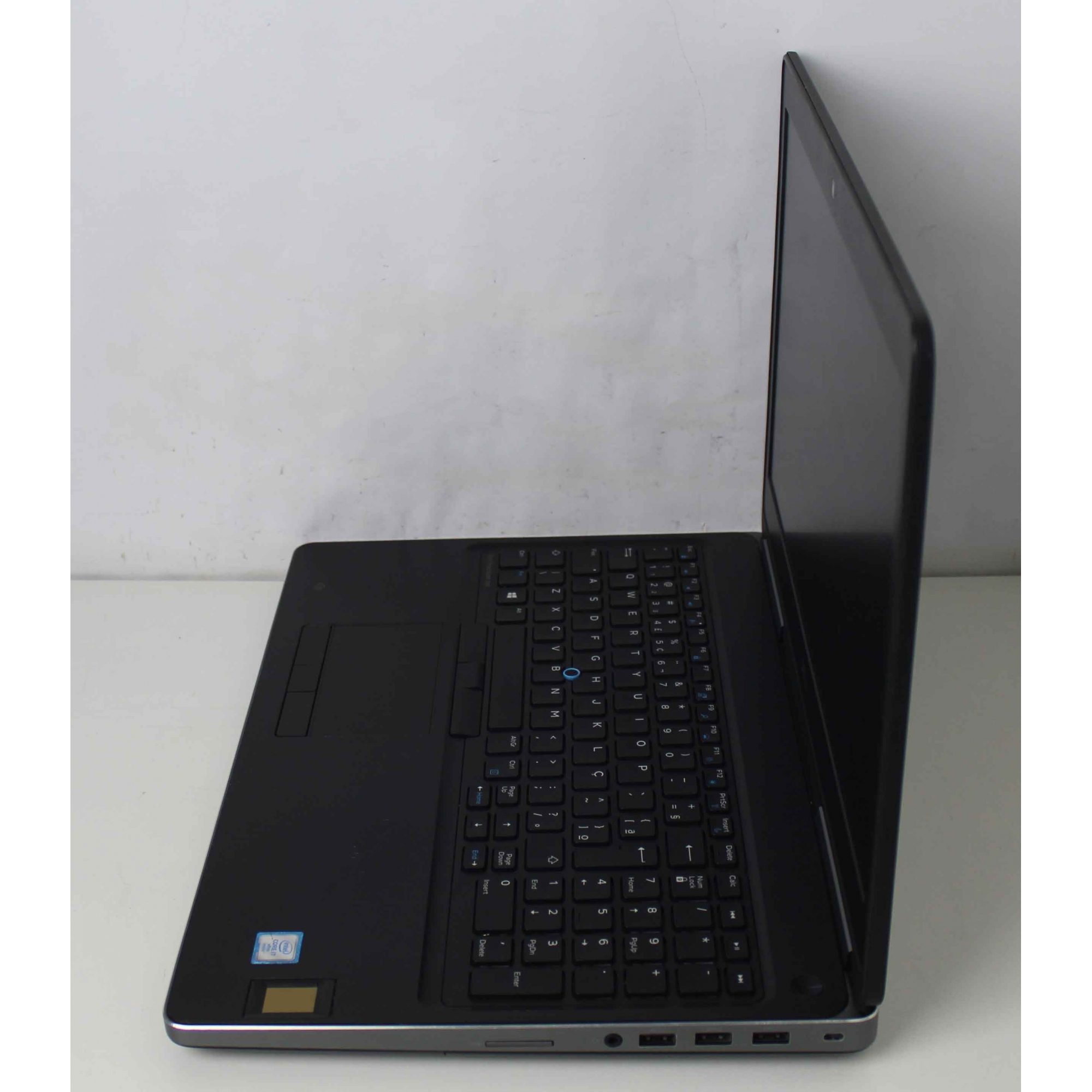 """Work Note Dell Precision 7510 - Estação de Trabalho - 15.6"""" Intel Core i7 2.7GHz 8GB HD-1TB + 2GB Dedicada - Alphanumérico"""
