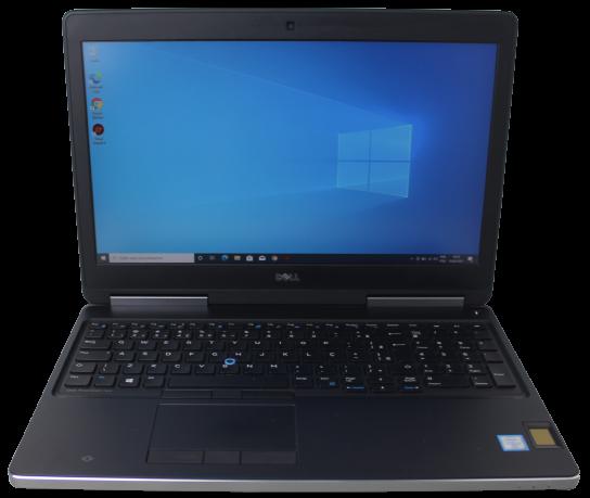 """Work Note Dell Precision 7510 - Estação de Trabalho - 15,6"""" Intel Core i7 2.7Ghz 8GB HD-500GB + 2GB Dedicada + Alphanumérico"""