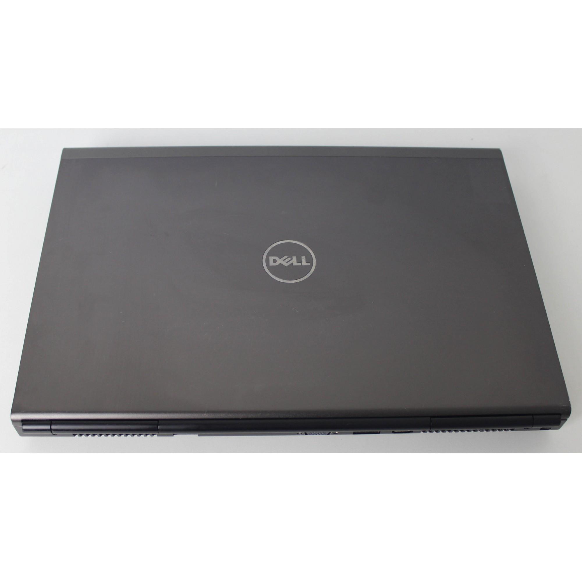 """Work Note Dell Precision M4800 15,6"""" Estação de Trabalho Core i7 2.8Ghz 4GB HD-1TB + 2GB Dedicada + Alphanumérico"""