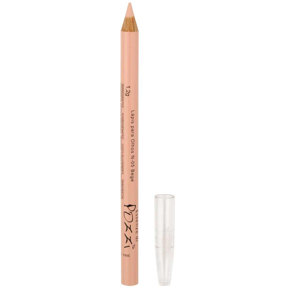 Lápis para Olhos Nº 5   Bege  - Pozzi