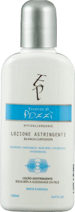 Locao Adstringente - HIPOALERGÊNICO  - Pozzi