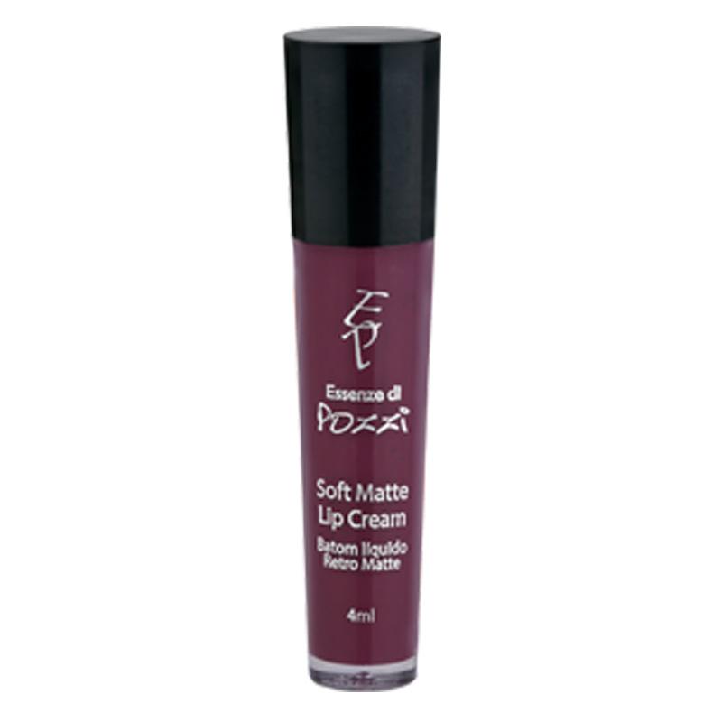 Batom Liq Nº10 Velvet Grape  - Pozzi