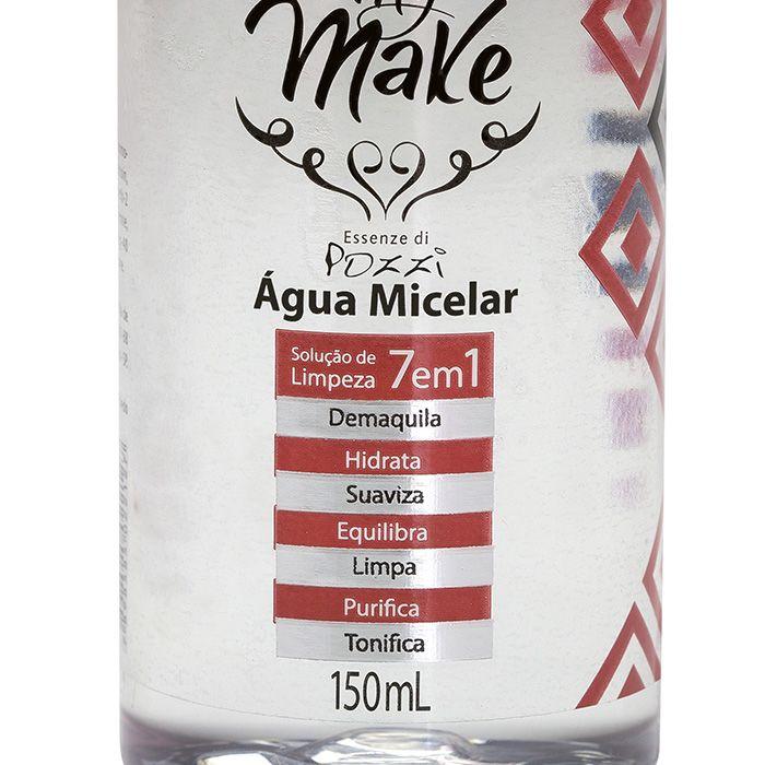 ÁGUA MICELAR  - Pozzi