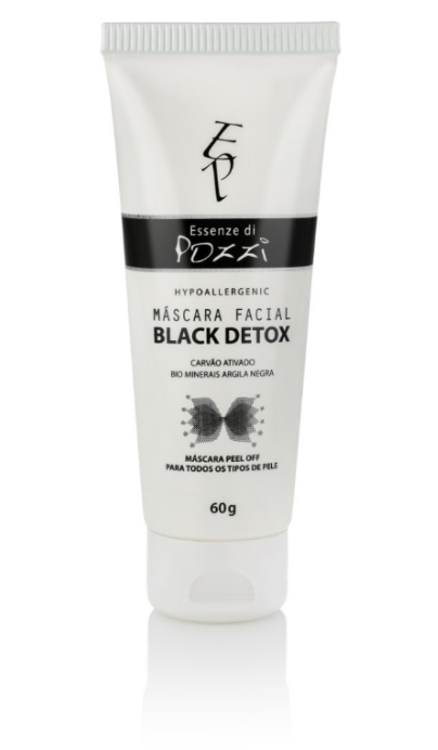 MASCARA BLACK DETOX  - Pozzi