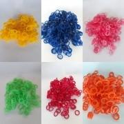 Elástico colorido pct c/ 1000 un