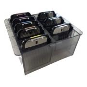 Kit de Adaptadores de Metal Propetz 08 Peças