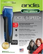 Máquina de Tosa Andis Excel 5 Vel. 110v Com Lamina 10