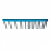 Pente 19cm Duplo Alumínio Azul PROPEZ