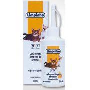 Solução para Limpeza de Orelhas 110ml Limpinho