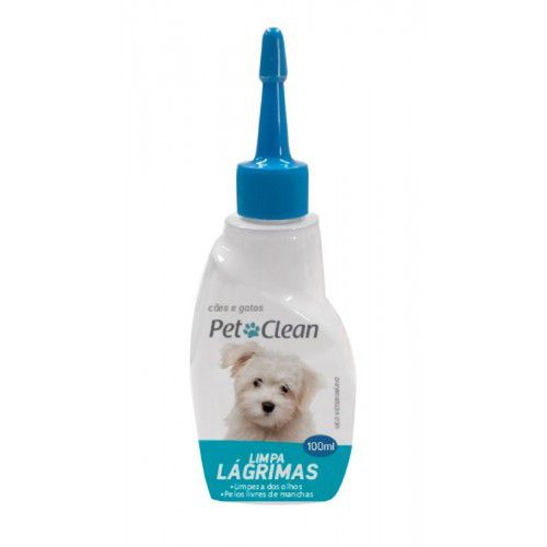 Limpa lagrimas Pet Clean 100ml