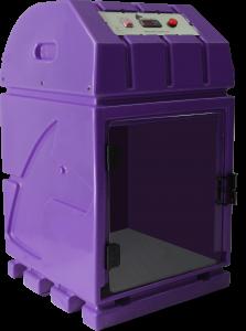 Máquina de Secar Compacta Minag