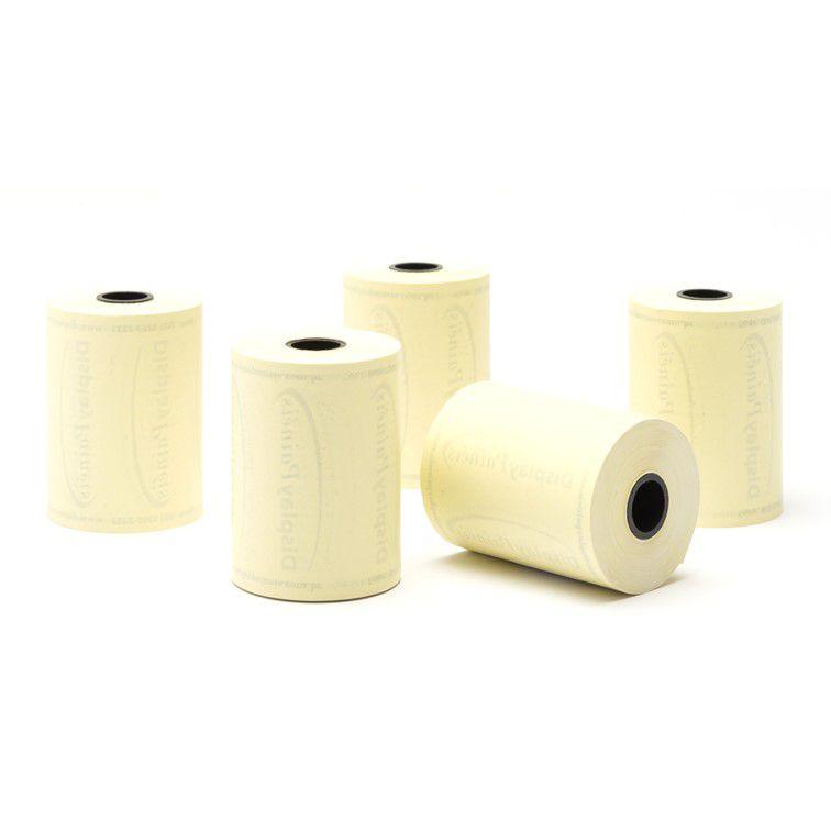 Bobina de Papel Térmico para Impressora de Senhas 57 mm x 22 m - Código 4017