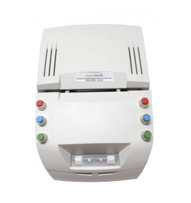 Impressora de Senhas SGS 10 Serviços - Ethernet - Código 4025SGS