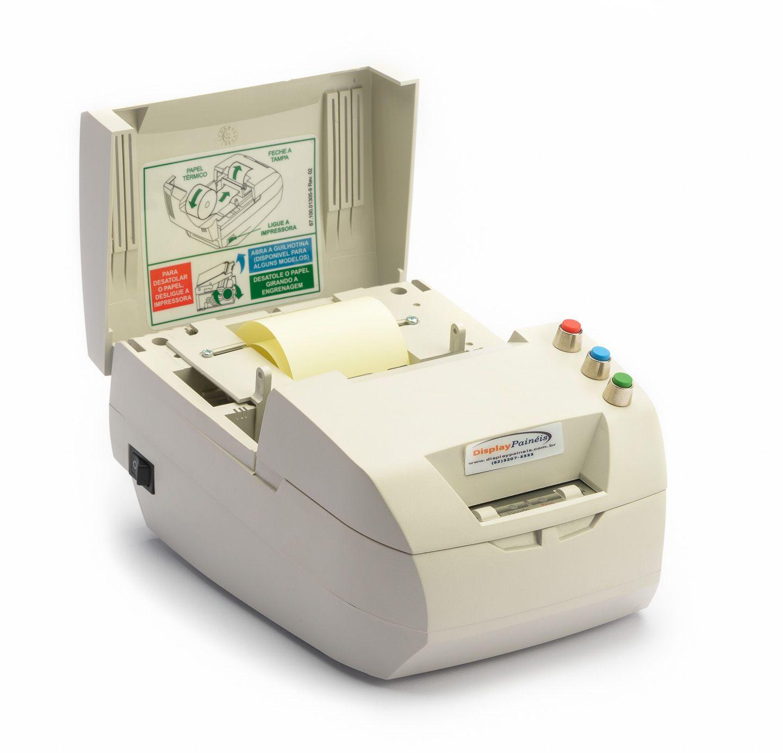 Impressora de Senhas Multibanda - Wireless - Código 4025