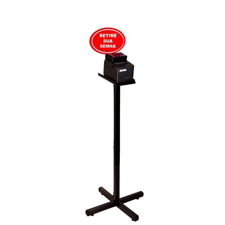 Pedestal para Impressora de Senhas - Código 4072