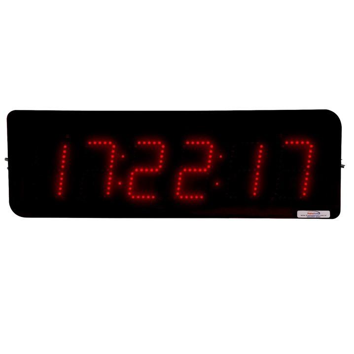 Relógio Cronômetro Indoor 580 x 190 mm - Código 100125