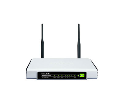 Roteador Wireless TP-Link TL-WR841N 300Mbps - PC FLORIPA