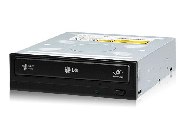 Gravador DVD LG SATA Preto - PC FLORIPA