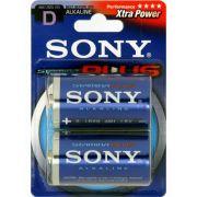 Pilha Sony Alcalina D - AM1-B2A - 1 Unidade - PC FLORIPA