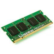 Memoria Notebook 2 GB DDR3 1333 Kingston - KVR1333D3S9/2G SODIMM
