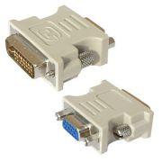 Adaptador DVI P/ VGA 24+5 - PC FLORIPA