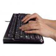 Teclado Logitech e Mouse Desktop MK120 - PC FLORIPA
