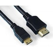 Cabo HDMI x Mini HDMI 1.8 Metros - PC FLORIPA