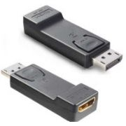Adaptador DisplayPort P/ HDMI