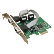 Placa PCI-Express Serial 2 Portas - PCI-e - PC FLORIPA