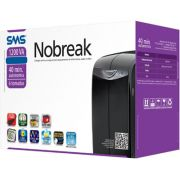 Nobreak SMS 1200VA Bivolt - Net Station II - PC FLORIPA