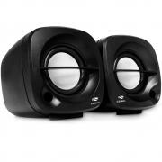 Caixa de Som C3Tech Speaker 2.0 SP-303BK - PC FLORIPA