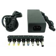 Carregador / Fonte P/ Notebook 120W New Drive - Universal (12V / 15V / 16V / 18V / 19V / 20V / 22V / 24V) - PC FLORIPA