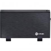 Case Externo para HD 3.5 VINIK USB 3.0 com chave I/O CHDA-200 - PC FLORIPA